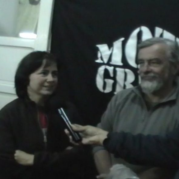 Interview à Young en Uruguay
